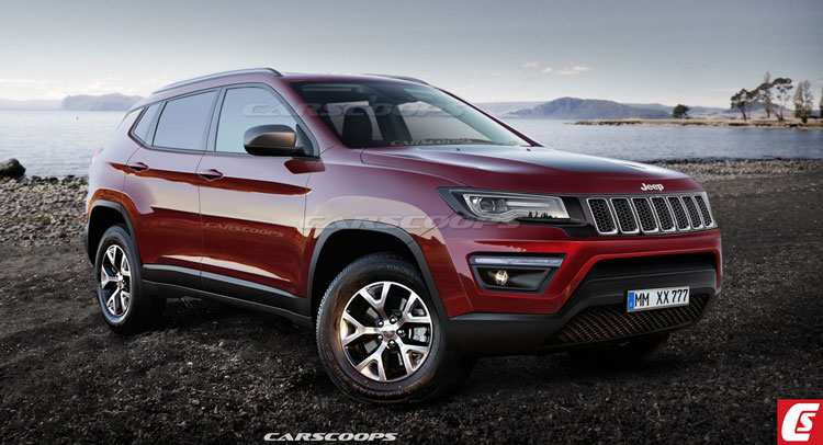 Future Cars Jeep S Compass Patriot Crossover Replacement