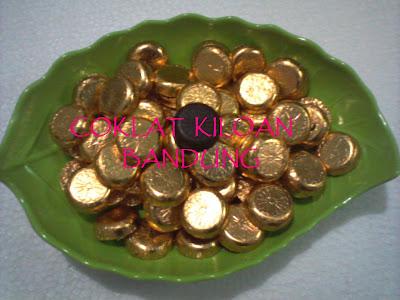 Coklat Kiloan Murah - Coin Raisin (L'AGIE)