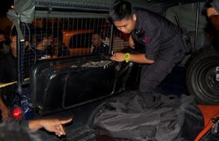 Mayat Awek Dalam Beg, Mat Bangla Suspek Utama