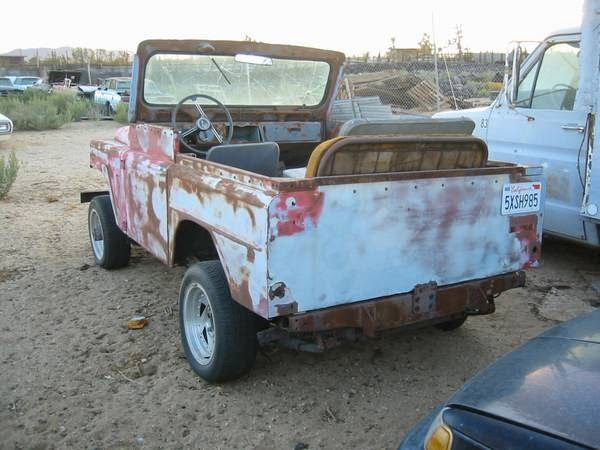 1967 Nissan Patrol for Sale in Lancaster - 4x4 Cars