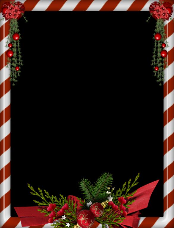 Marcos y bordes marcos para tarjetas de navidad - Tarjetas de navidad elegantes ...