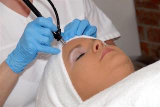 Skin Microdermabrasion