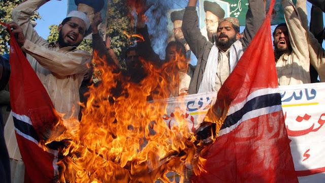 Dinamarca, Copenhague, Muçulmanos, Islã, Islan, Fundamentalismo, Call to Islan