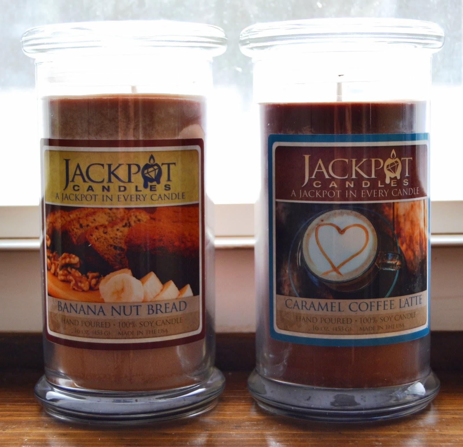 Jackpot Candles