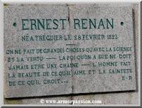 Ernest Renan - Le vieil homme est amer… dans Auteurs, écrivains, polygraphes, nègres, etc.