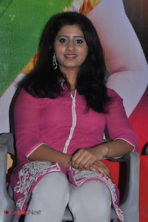 Darsita Pictures in Pink Dress at Ayul Regai Neeyadi Tamil Movie Audio Launch ~ Celebs Next