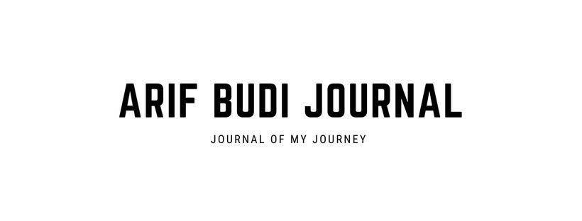 Arif Budi Journal