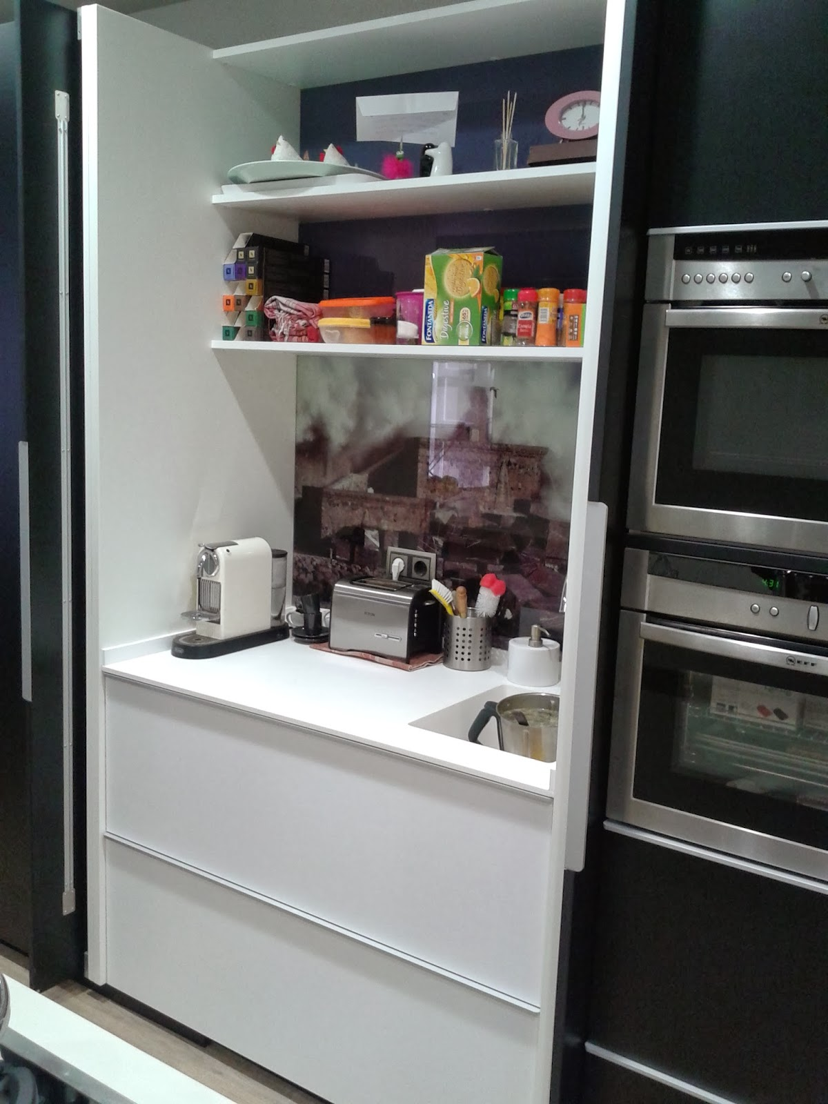 Essenblog proyecto en alfonso ix - Columna horno y microondas ...