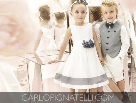 moda infantil para bodas