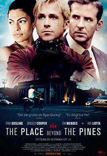 The Place Beyond The Pines Poster 2013