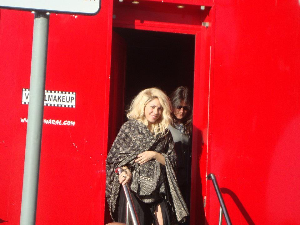 Shakira Truth Or Dare 2012