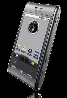 LG Optimus (GT540) problem solution