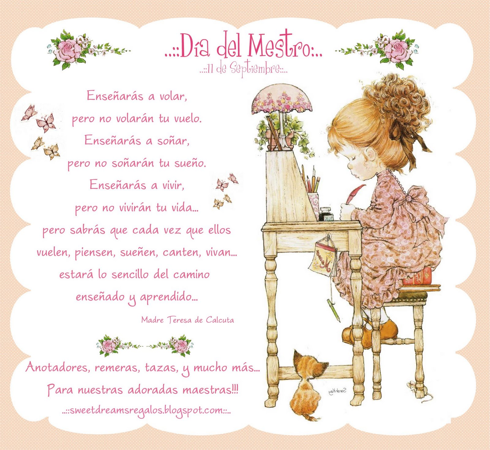 Frases, citas célebres y poemas para el Día del Maestro