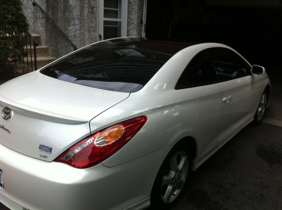 Toyota Solara 2012