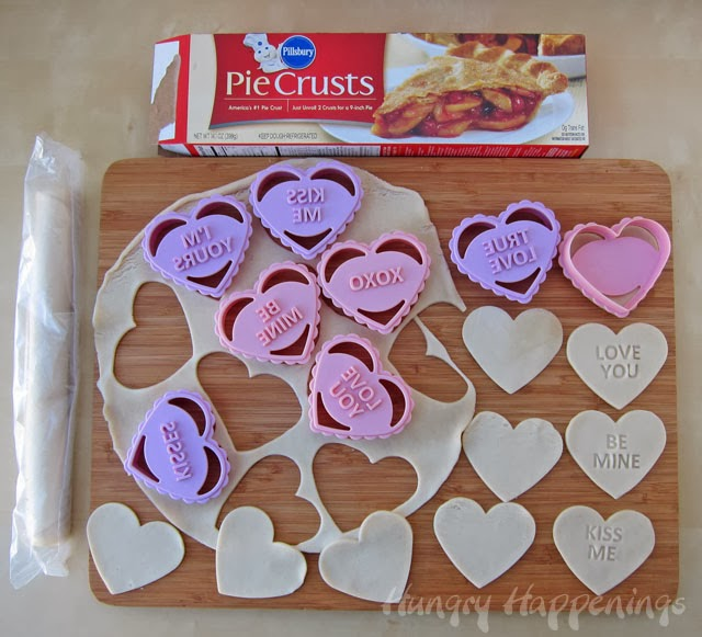 Heart dessert ideas