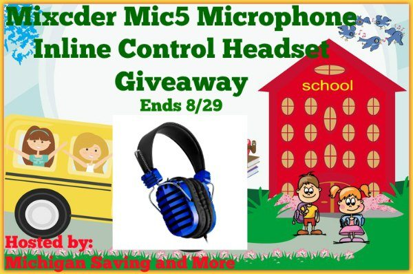 Mixcder Mic5 Microphone Inline Control