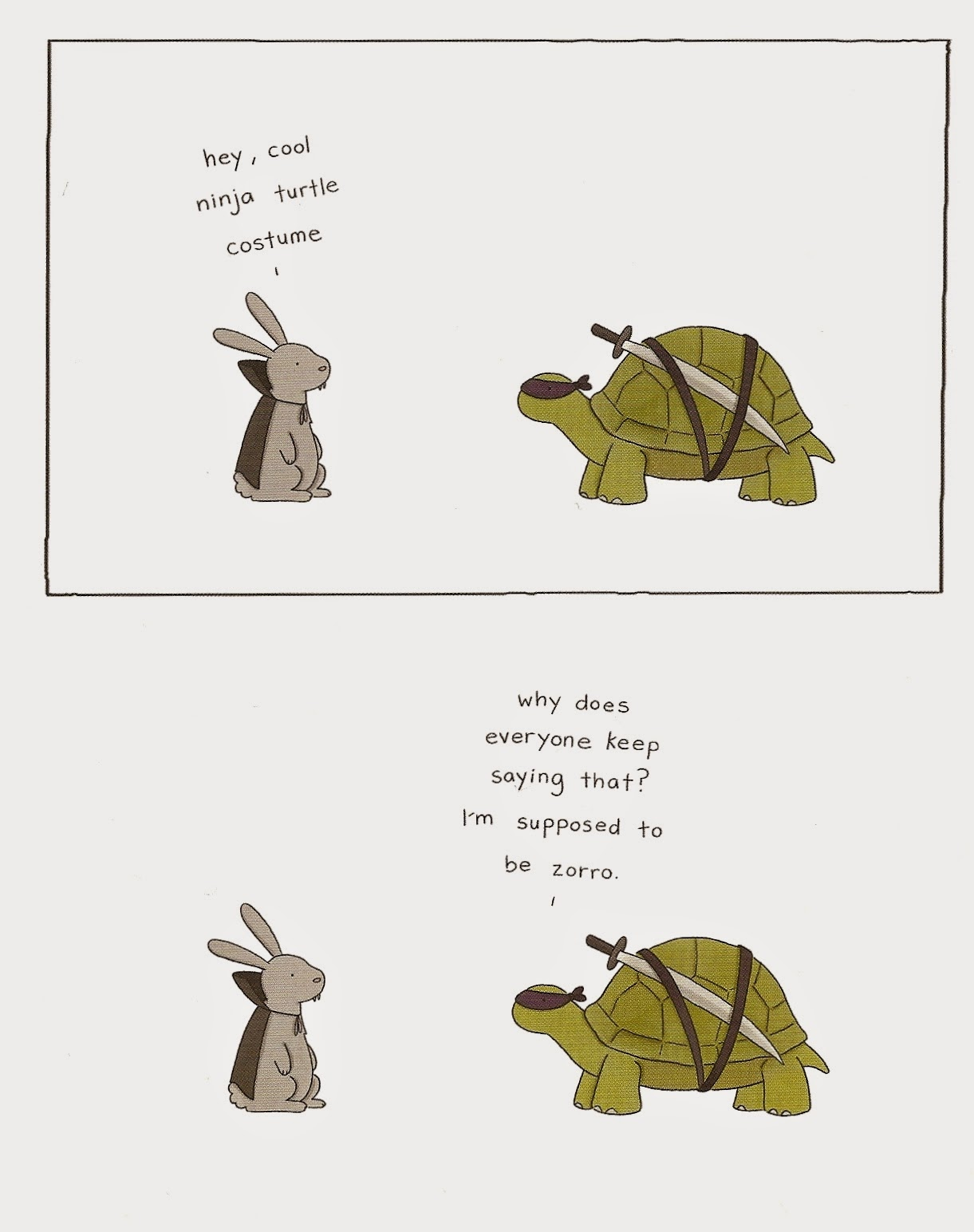 Every day is like wednesday on the little world of liz climo