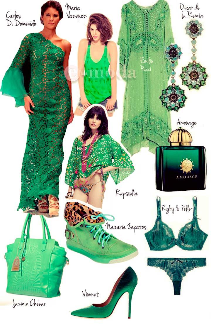 colores de moda primavera verano 2013
