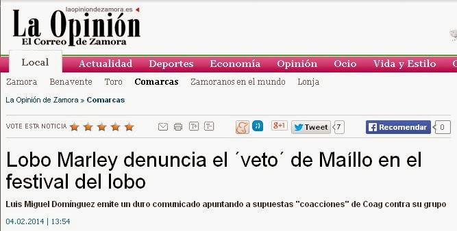 http://www.laopiniondezamora.es/comarcas/2014/02/04/lobo-marley-denuncia-veto-maillo/738214.html