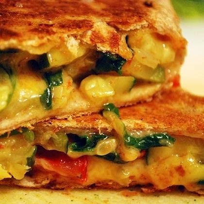 Veggie Cheese Wrap