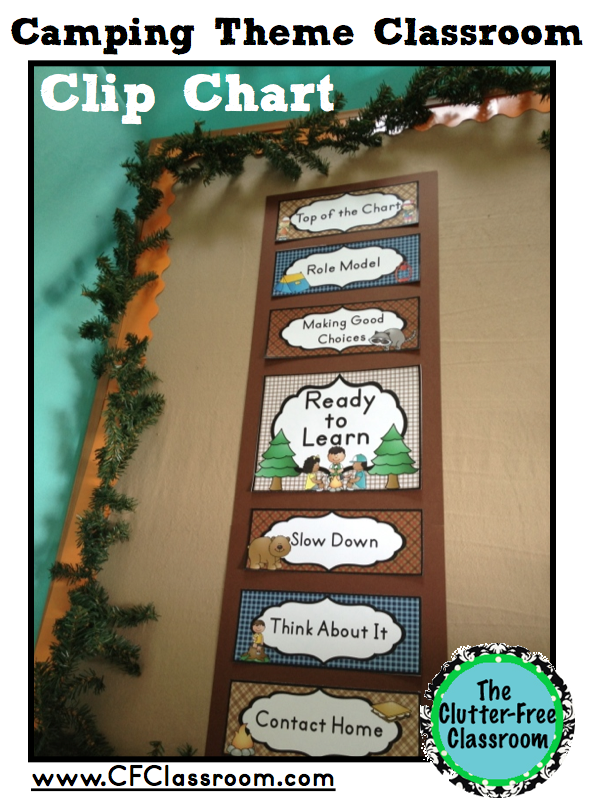 Classroom Decor Camping Theme ~ Camping themed classrooms decor ideas printables tips