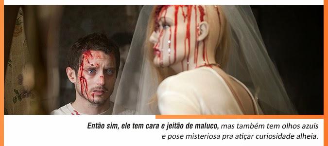 """Filme """"O Maníaco"""", com Elijah Wood: os manequins"""