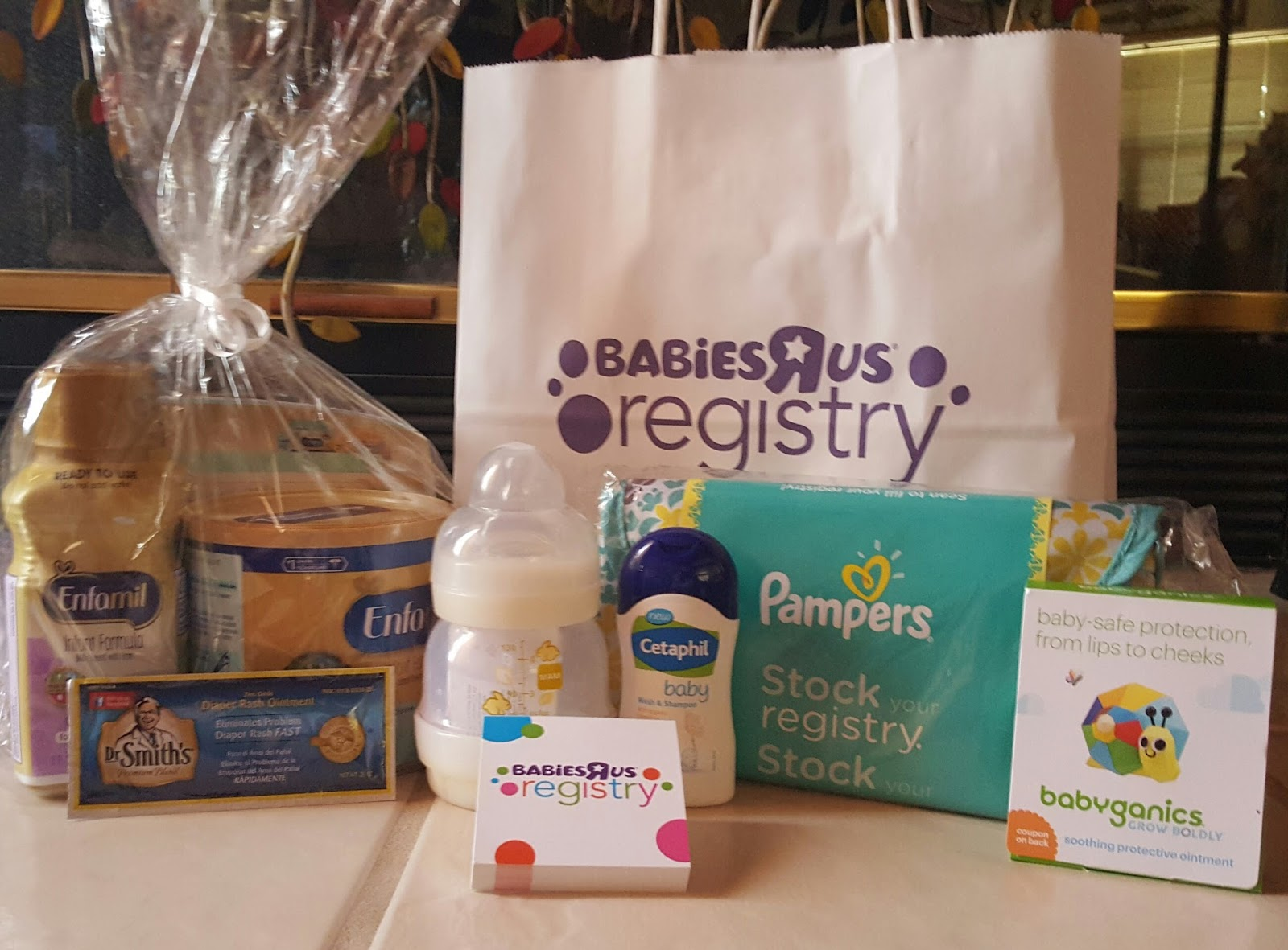 FREE Baby Gift Pack from Babies R Us!!