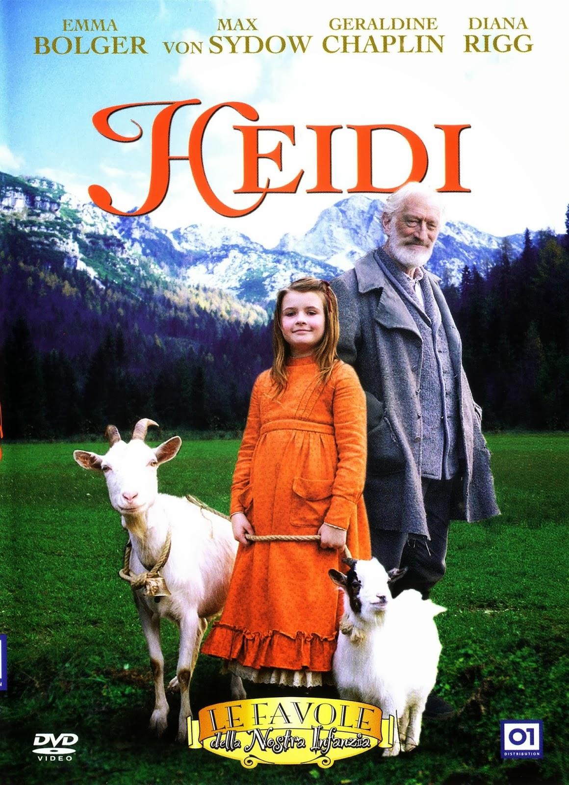 Heidi – Dublado