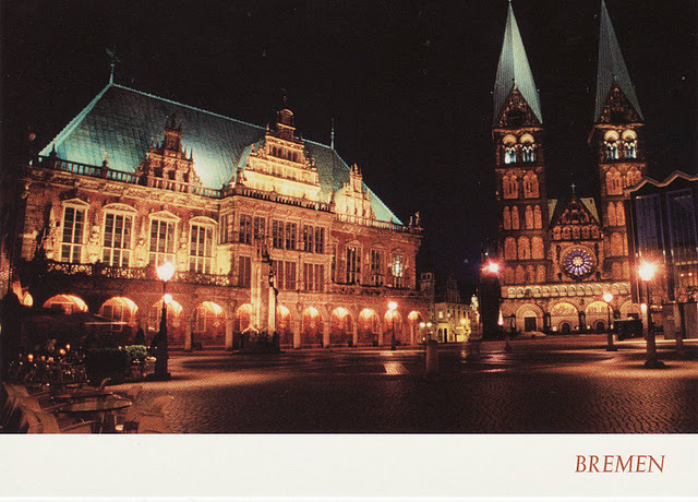 moonlights unesco whs blog germany town hall and roland on the marketplace of bremen. Black Bedroom Furniture Sets. Home Design Ideas