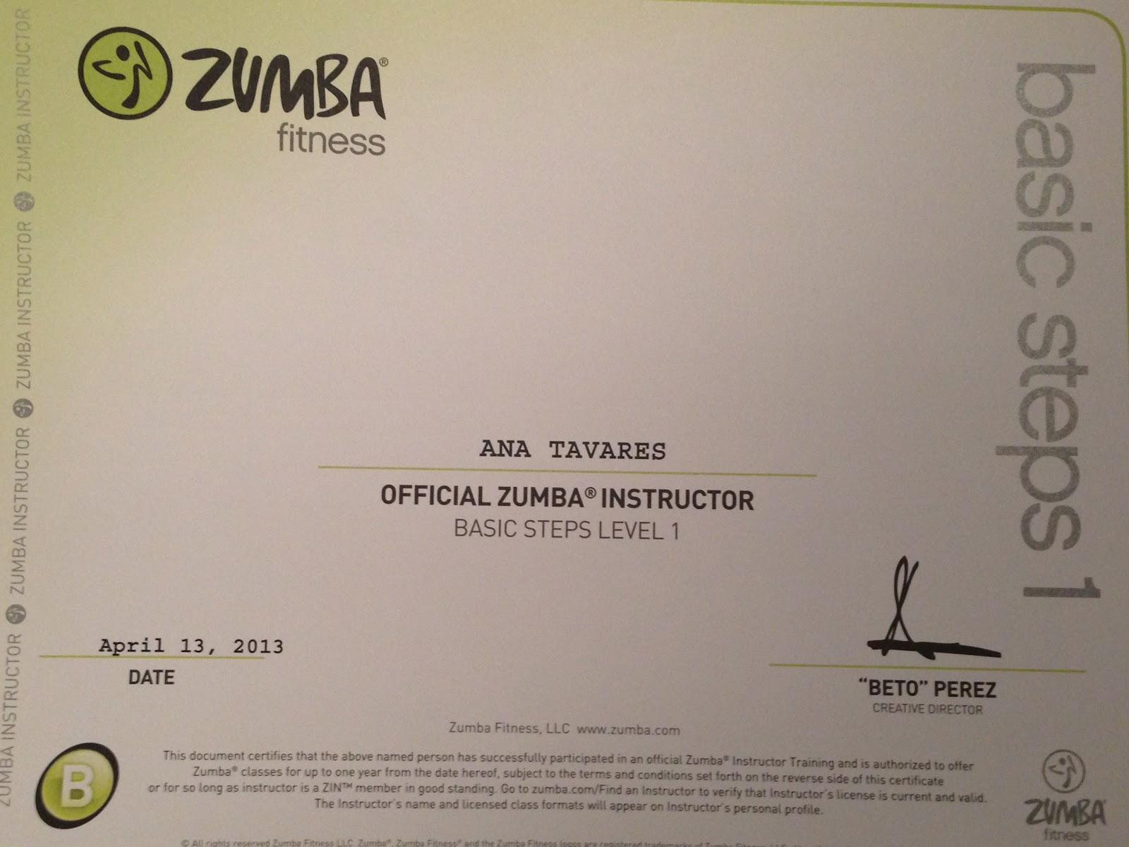 What to Expect - Zumba Instructor Training | Ana Tavares