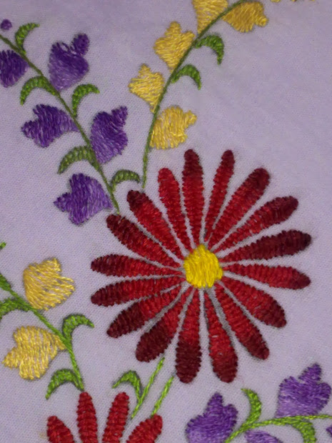 Hand Embroidery Flowers Patterns Vtwctr
