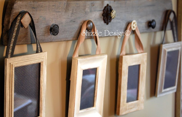 Superb ... Of Wood With Various Hooks And Picture Frames. I Have A Thing For  Photographs, So Iu0027m Always Trying To Come Up With Different Ways To Display  Them.