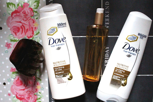 Dove Shampoo and Dove Conditioner