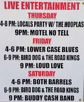 Bike Week Band Schedule @ Trader Lee's