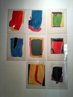 Estampa, 2013, Feria de arte, Exposiciones Madrid, Matadero, Blog de arte, Voa-Gallery, Yvonne Brochard, José Guerrero, Galería Cayon,