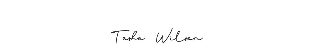 TASHA WILSON