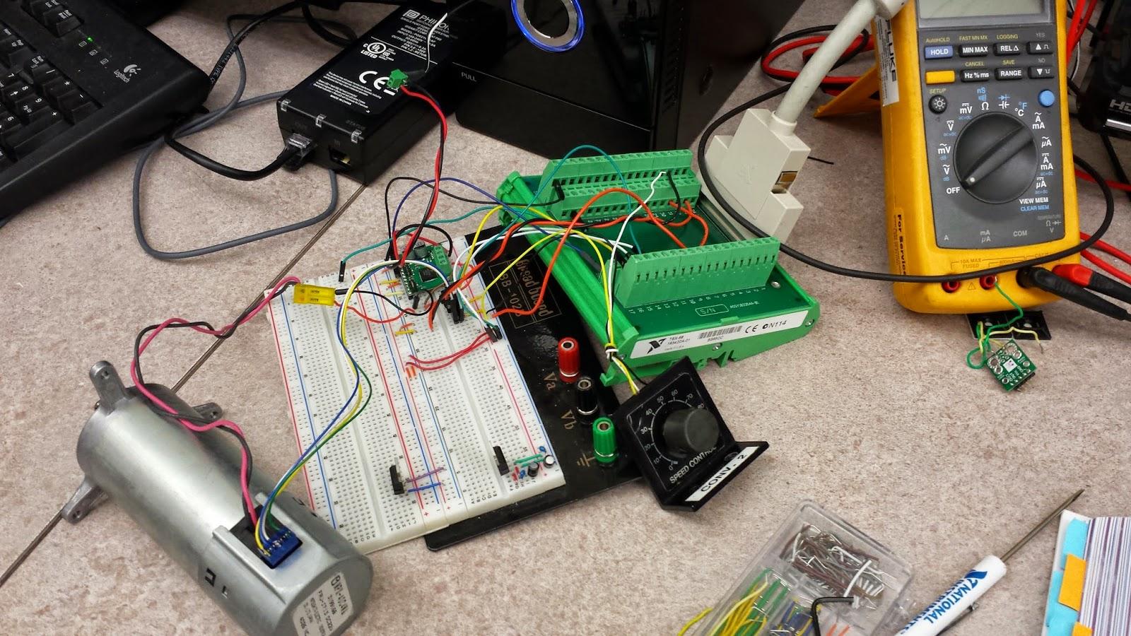 Rocket Science 2014 Wiring Cnc Diagram Controller 4060z Test Setup