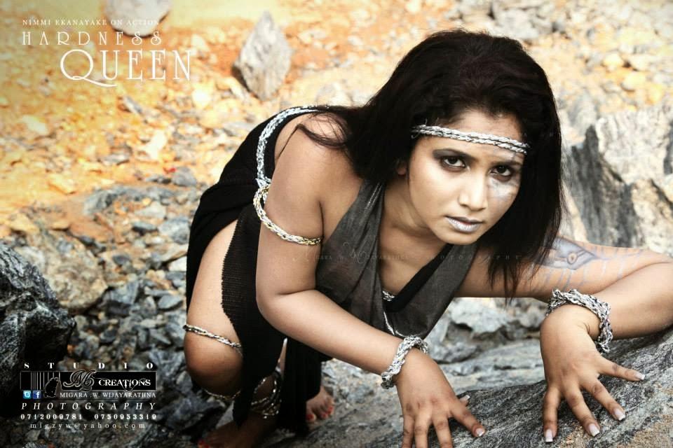 Nimmi Ekanayake sri lankan model