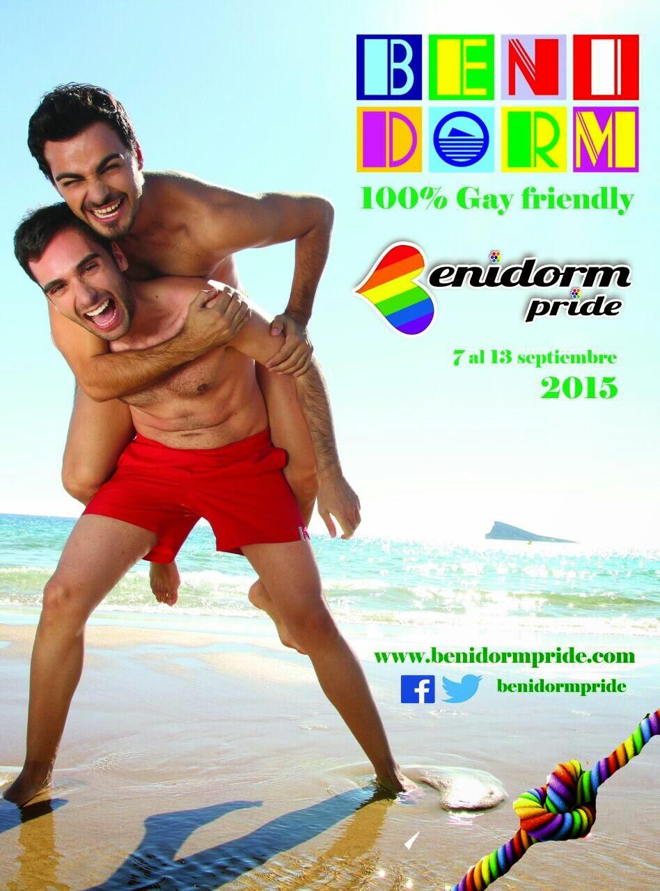 Benidorm Pride 2015