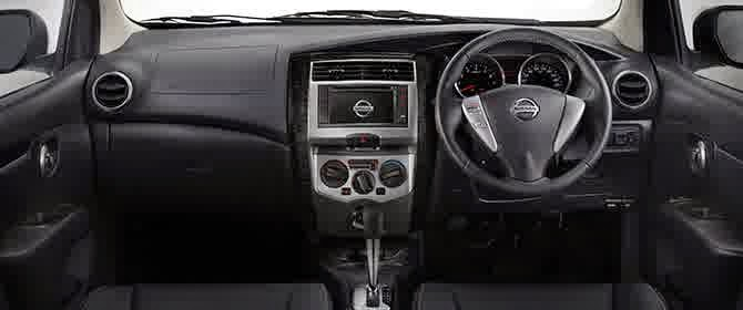 Interior All New Grand Livina HWS AUTECH