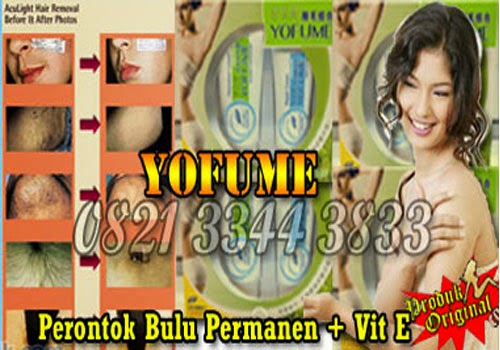 Yofume Cream Adalah Perontok Bulu Dengan Vitamin E Bekerja Cepat Merontokan Serta Menghilangkan Smua Jenis Bulu Secara Permanen.