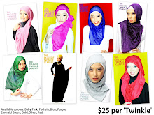 The Excluzif Twinkle Scarves