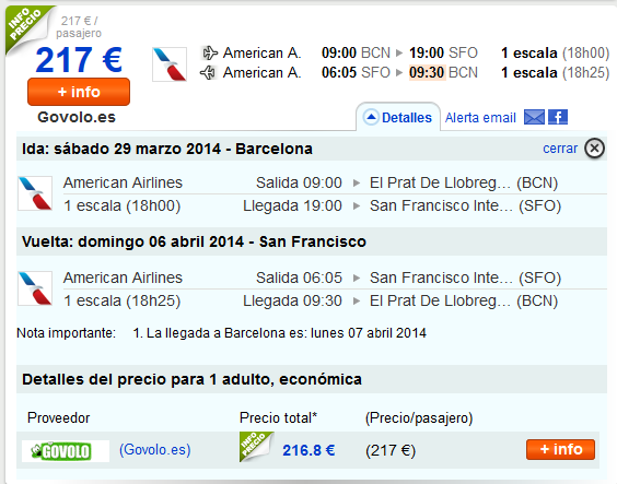 San Francisco low cost