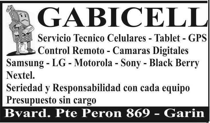 Gabicell