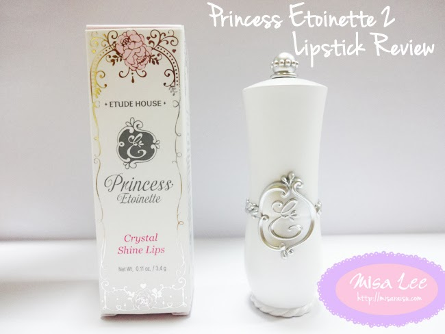 etoinette 2 crystal shine lips