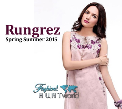 Rungrez Spring / Summer 2015 Fashion