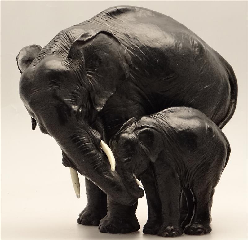 Elefanti Ceramiche Cacciapuoti