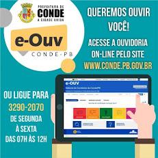 OUVIDORIA DE CONDE PB