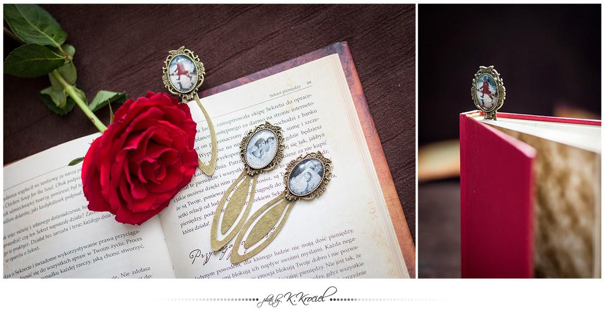 zakładka do książki, biżuteria ze zdjęciem, upominek ze zdjęciem, foto prezent, Lublin, Tarnobrzeg
