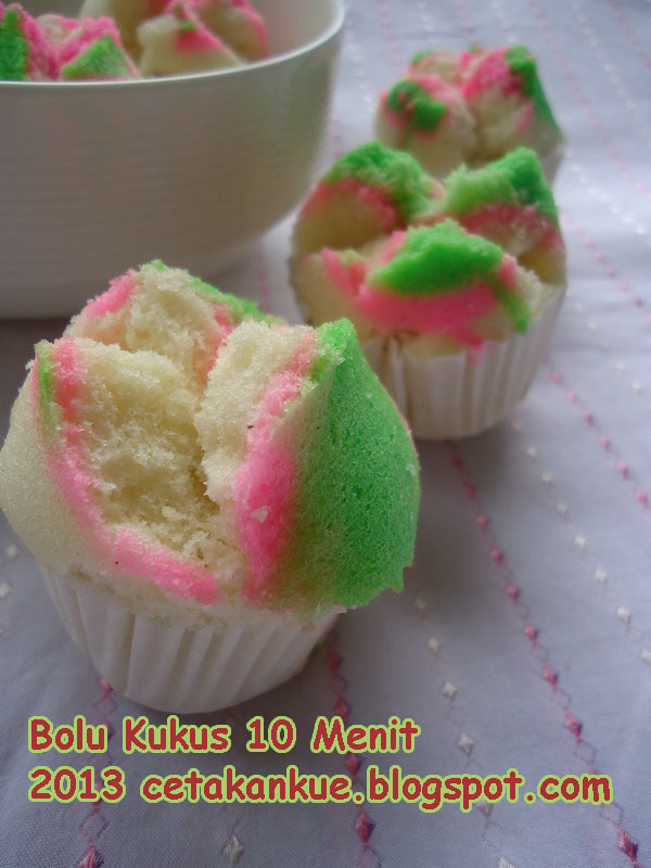 Label: Cake Kukus
